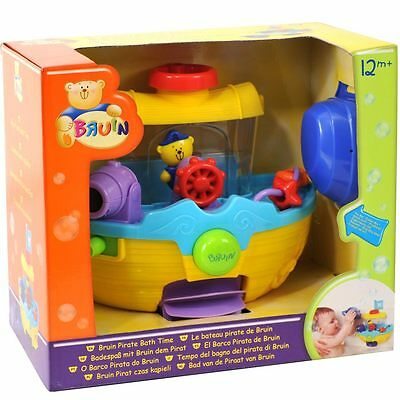 Bruin Pirates Bath Time Toy - NEW