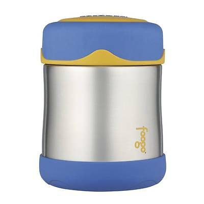 Thermos Stainless Steel Food Jar - Blue - NEW