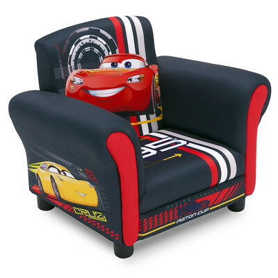 Cars Movie Upholstered Chair - NEW