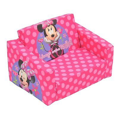 Flip Out Sofa Minnie Mouse - NEW