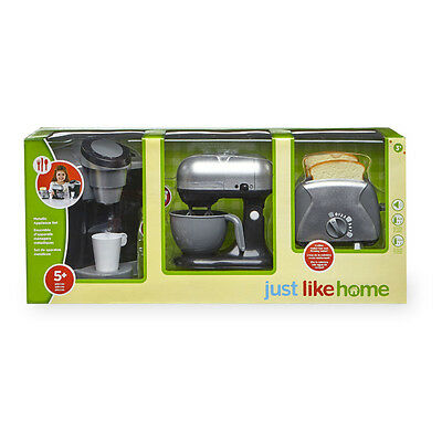 Just Like Home 3 In 1 Appliances Set - NEW