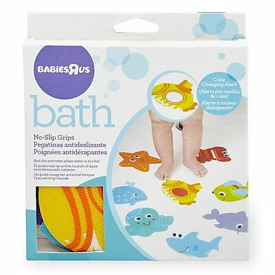 Babies R Us Heat Sensitive Bath Grips - NEW