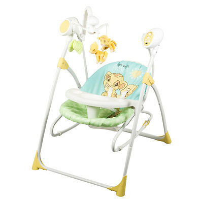 Disney Simba 3 In 1 Swing - NEW