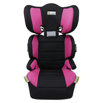 Infasecure Trend Booster Seat II - Pink Swirl - NEW