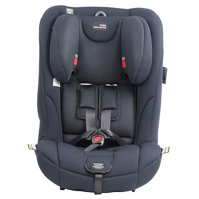 Britax Safe-n-Sound Maxi Lite Convertible Booster Seat - Black - NEW