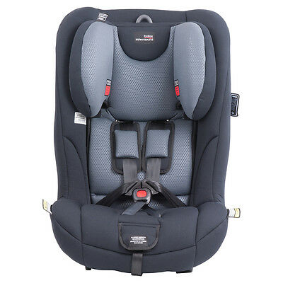 Britax Safe-n-Sound Maxi Lite Convertible Booster Seat - Grey - NEW