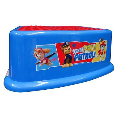 Paw Patrol Step Stool - NEW
