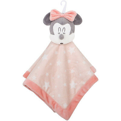 Minnie Mouse Security Blanket - NEW