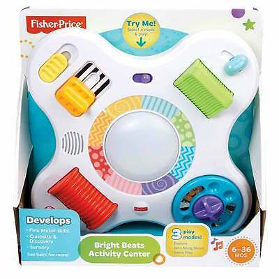 Fisher-Price Bright Beats Activity Center - NEW