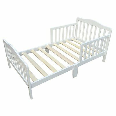 Babies R Us Finley Toddler Bed - White - NEW
