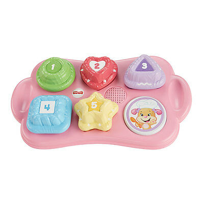 Fisher-Price Laugh & Learn Cupcake Shape Sorter - NEW