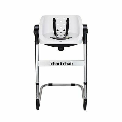 CharliChair 2-In-1 Baby Shower Chair - NEW