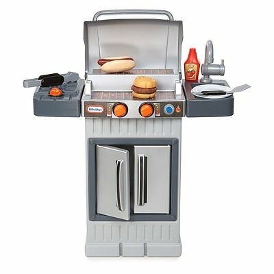 Little Tikes Cook N Grow BBQ Grill - NEW