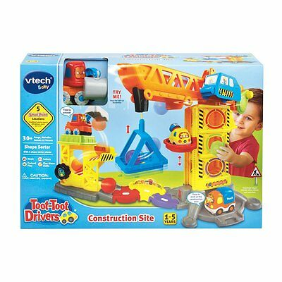 Vtech Toot-Toot Drivers Construction Site - NEW
