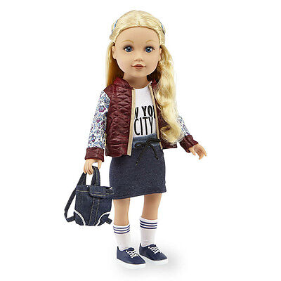 Journey Girls 45cm Fashion Doll Meredith - NEW