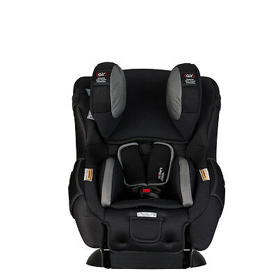 Mother's Choice Cherish Air Protect Convertible Car Seat - Black - NEW