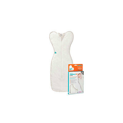 Love to Swaddle Up Lite- Cream Small - NEW
