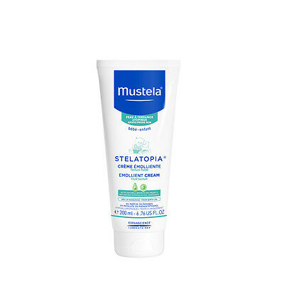 Mustela Stelatopia Emollient Cream 200ml - NEW