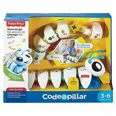 Fisher-Price Think & Learn Code-A-Pillar - NEW