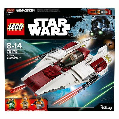 LEGO A-Wing Starfighter 75175 - NEW