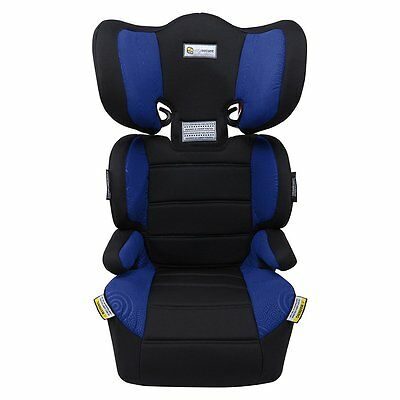 Infasecure Trend Booster Seat II - Blue Swirl - NEW
