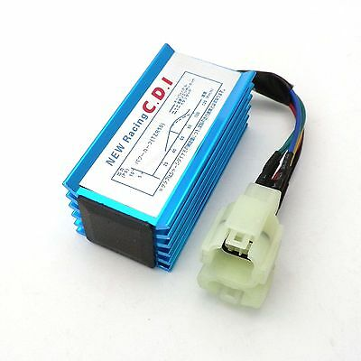 AC fired Performance Racing CDI Unit for 50cc-125cc Scooter Benzhou Jinlun Znen