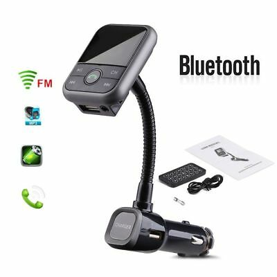 Bluetooth KFZ FM Transmitter Auto MP3 Player USB Stick LCD Display Handsfree WO