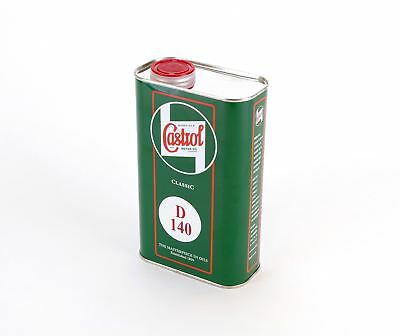 Castrol D140 API GL3 Gear Oil Gearbox Differential Mineral Non-Hypoid [1L]