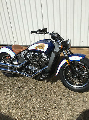 2017 Indian Scout...1133cc......Instock Now.....Free Uk delivery