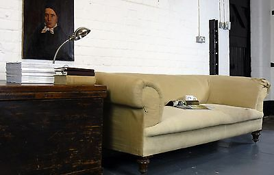 A  Victorian Chesterfield Sofa