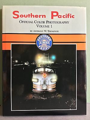 Morning Sun Books - Southern Pacific Official Color Photography Volume 1
