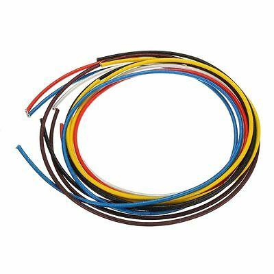 2.5mm Oven Fire Heat Resistant Fibreglass Appliance Cable Wire High Temp Spares