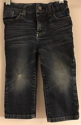 Clive Distressed JOE's Jeans With Adjustable Waist Toddler 24 Months