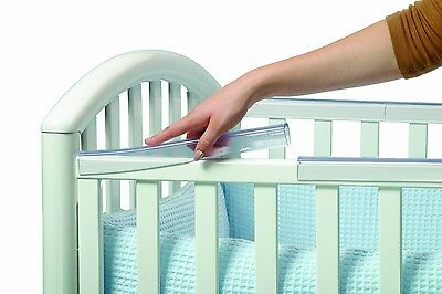 Prince Lionheart Baby/Toddler Crib Rail Protector/Teether