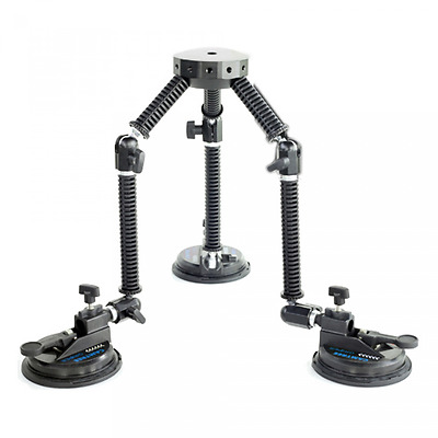 CAMTREE G-51 Gripper Car Suction Mount for Photography/Videography