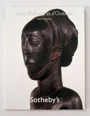 AFRICAN OCEANIC ART Sotheby's 2011 THOMAS WHEELOCK PIERRE GUERRE Sculpture Masks