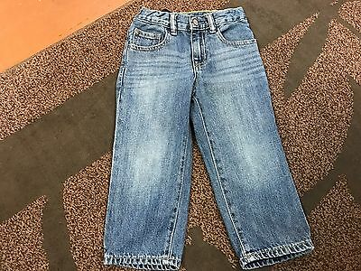 Baby Boy Gap 1969 loose Fit Blue Jeans Pants Size 2T