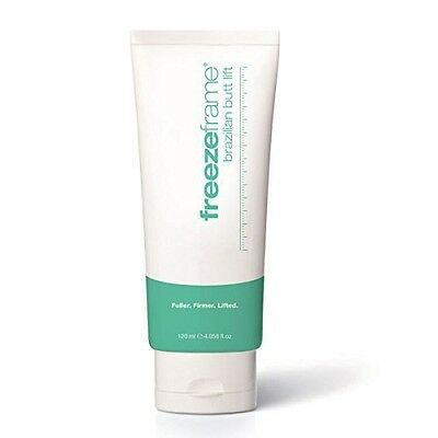 Freezeframe Brazilian Butt Lift: Beauty 120ml,ROUNDER, FIRMER, LIFTED