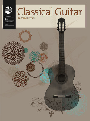 AMEB - Classical Guitar - Series 2 - Technical work book   1206001739   ***New