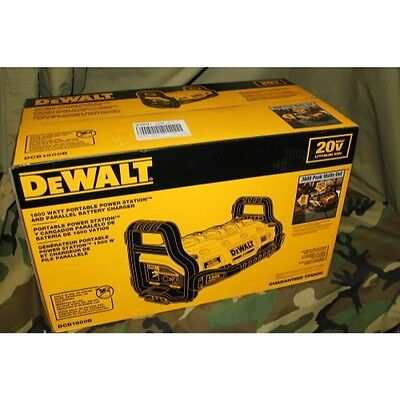 DEWALT DCB1800B Portable Power Station