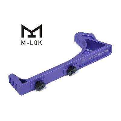 Mlok Link Curved Foregrip Forend Hand Stop Fore Frip 3c Hunting Accessories