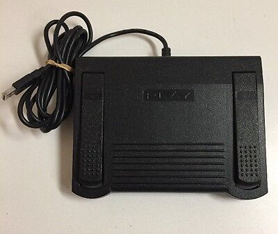 Infinity In-USB-1 Computer Transcription Fast Forward Rewind Foot Control Pedal