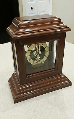 S Haller mantle clock made in Germany