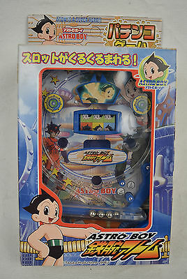 Astro Boy Pinball Machine Game Pachinko Tezuka 2003 New Japan