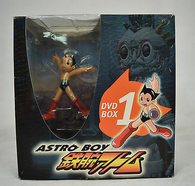 Astro Boy DVD Box Set 1 Atom Statue New Japan