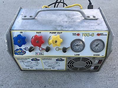 Watsco WC-6 Flash Recovery System tested working unit