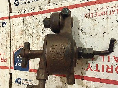 Brass carb part for tractor or hit and miss engine ne steam punk
