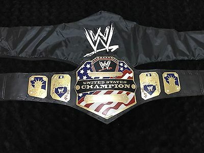 Wwe Wwf USA States  Replica Championship Custom Made Belt