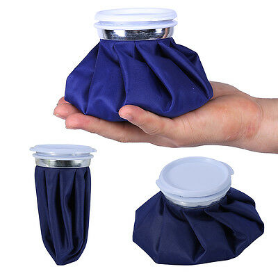 Heat Ice Bag Pain Relief Pack Sports Injury Reusable First Aid for Knee Leg GL