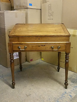 Antique Mahogany Clerks Desk William 4th
